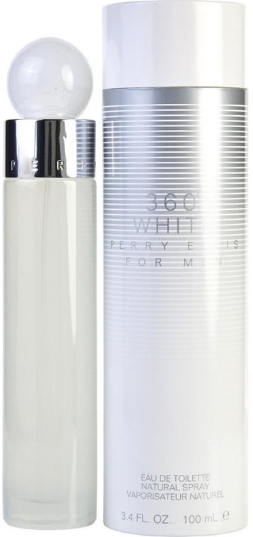Perry Ellis 360 White for Men - Eau de toilette  — foto N1
