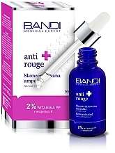 Profumi e cosmetici Fiala concentrata - Bandi Medical Expert Anti Rouge Concentrated Ampoule