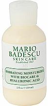 Profumi e cosmetici Idratante viso all'acido ialuronico - Mario Badescu Hydrating Moisturizer With Biocare & Hyaluronic Acid