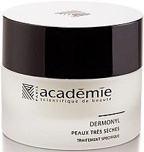 Profumi e cosmetici Crema viso rigenerante e nutriente - Academie Visage Nourishing And Revitalizing Cream Dermonyl