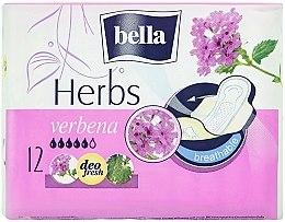 Profumi e cosmetici Assorbenti igienici Panty Herbs Verbena, 12pz - Bella