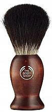 Profumi e cosmetici Pennello da barba - The Body Shop Men's Wooden Shaving Brush