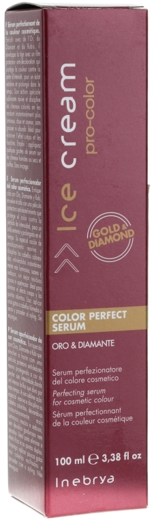 Siero per capelli colorati - Inebrya Pro-Color Color Perfect Serum — foto N2