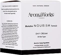 Profumi e cosmetici Crema giorno nutriente - AromaWorks Nourish Day Cream