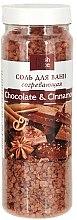 Profumi e cosmetici Sale per il bagno - Fresh Juice Chocolate & Cinnamon