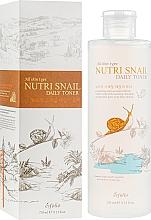 Profumi e cosmetici Tonico nutriente alla bava di lumaca - Esfolio Nutri Snail Daily Toner