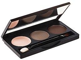 Profumi e cosmetici Palette sopracciglia - Hean Paddle Eyebrow Professional Set
