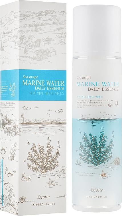 Essenza viso con estratto di uva marina - Esfolio Marin Water Daily Essence