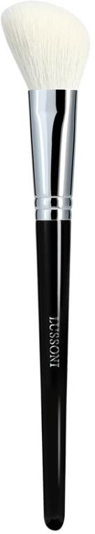 Pennello per blush smussato - Lussoni PRO 306 Small Angled Brush — foto N1