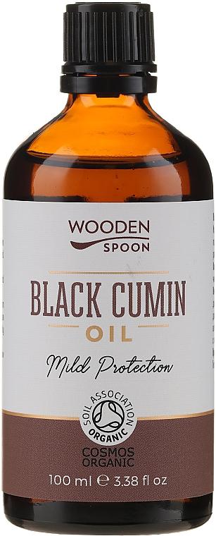 Olio di cumino nero - Wooden Spoon Black Cumin Oil