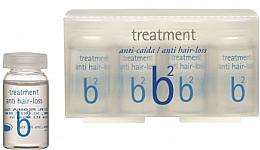 Profumi e cosmetici Complesso anti-caduta capelli - Broaer B2 Anti Treatment Hair-Loss