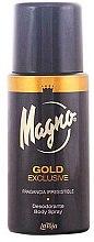Profumi e cosmetici Deodorante - La Toja Magno Gold Exclusive Body Spray
