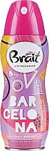 """Profumi e cosmetici Deodorante per ambienti """"City Break -Barcelona"""" - Brait Dry Air"""
