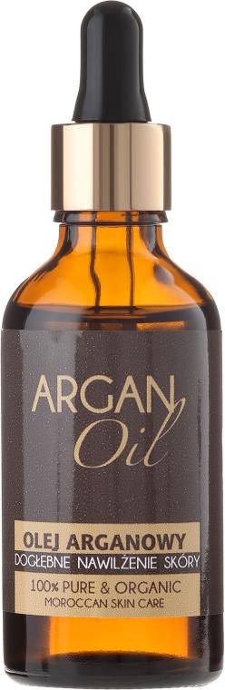 Olio di argan per viso, corpo e capelli - Efas Argan Oil