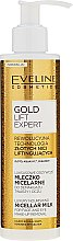 Profumi e cosmetici Struccante occhi - Eveline Cosmetics Gold Lift Expert