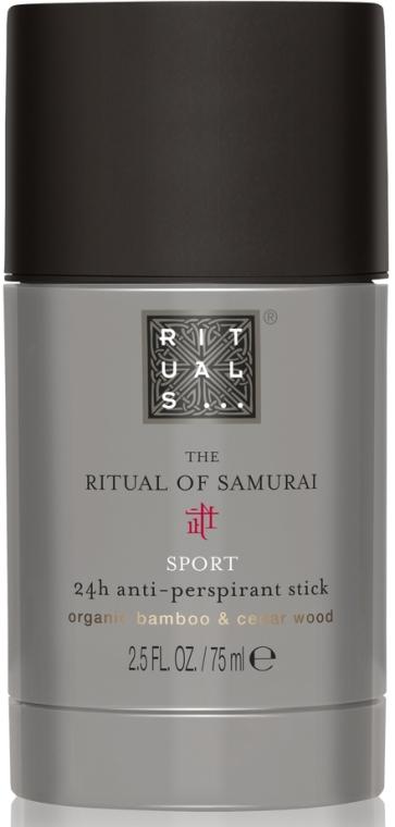 "Deodorante antitraspirante ""Sport"" - Rituals The Ritual Of Samurai Sport Anti-Perspirant Stick — foto N1"