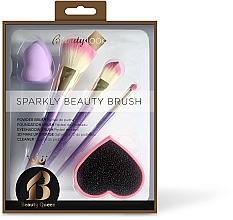 Profumi e cosmetici Set trucco - Beauty Look Sparkly Beauty Brush