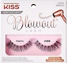Profumi e cosmetici Ciglia finte - Kiss Blowout Lash Pageboy