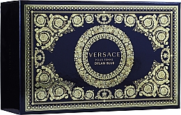 Profumi e cosmetici Versace Dylan Blue Pour Femme - Set (edp/50ml + edp/10ml + pouch)