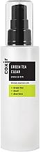 Profumi e cosmetici Emulsione viso - Coxir Green Tea BHA Clear Emulsion