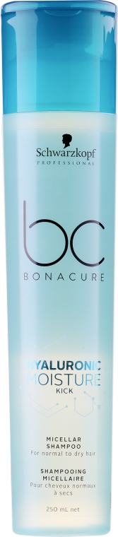 Shampoo idratante - Schwarzkopf Professional Bonacure Hyaluronic Moisture Kick Shampoo