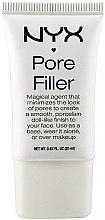Profumi e cosmetici Primer con l'effetto di riempire i pori e le rughe - NYX Professional Makeup Pore Filler