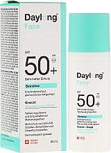 Profumi e cosmetici Fluido solare per la pelle delicata - Daylong Sensitive Facial Solar Fluid SPF50+