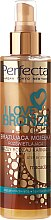 Profumi e cosmetici Spray abbronzante con olio di macadamia - Perfecta I Love Bronze Spray Mist