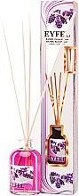 "Profumi e cosmetici Aroma diffusore ""Lavanda"" - Eyfel Perfume Reed Diffuser Flower"