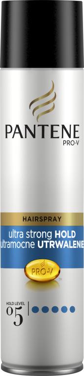 Lacca per capelli fissazione ultra-forte - Pantene Pro-V Ultra Strong Hold Hair Spray