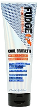 Profumi e cosmetici Condizionante per capelli castani e scuri - Fudge Cool Brunette Blue-Toning Conditioner
