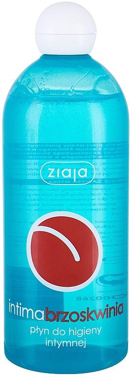 "Detergente intimo ""Pesca"" - Ziaja Intima Gel — foto N3"