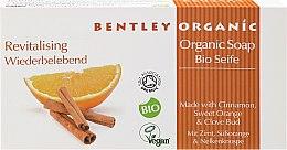 """Profumi e cosmetici Sapone """"Reviving"""" - Bentley Organic Body Care Revitalising Soap Bar"""