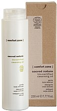 Profumi e cosmetici Olio detergente corpo - Comfort Zone Sacred Nature Bio-Certified Cleansing Oil