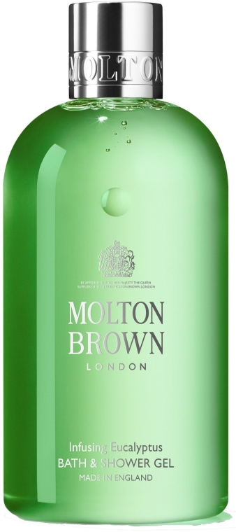 Molton Brown Infusing Eucalyptus - Gel doccia — foto N1