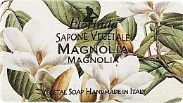 """Profumi e cosmetici Sapone naturale """"Magnolia"""" - Florinda Sapone Vegetale Magnolia"""