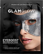 Profumi e cosmetici Maschera contorno occhi - Glamglow Eyeboost Reviving Eye Mask