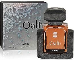Profumi e cosmetici Ajmal Oath For Him - Eau de Parfum