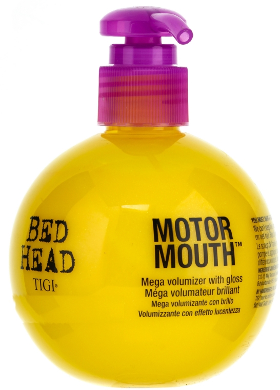 Lozione volumizzante per capelli - Tigi Motor Mouth