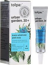 Profumi e cosmetici Crema contorno occhi - Tolpa Tolpa Urban Garden 30+ Vitality Under Eye Cream