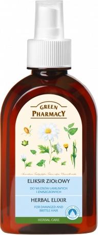 Elisir alle erbe per capelli - Green Pharmacy