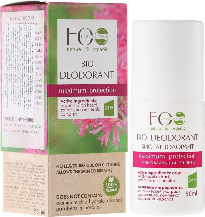 """Bio-Deodorante """"Massima protezione"""" - ECO Laboratorie Bio Deodorant"""