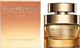 Profumi e cosmetici Michael Kors Wonderlust Sublime - Eau de parfum