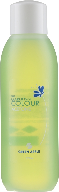 "Solvente per unghie ""Green Apple"" - Silcare The Garden Of Colour Aceton Green Apple"