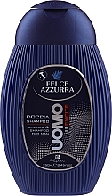 "Profumi e cosmetici Gel doccia shampoo ""Excite"" - Paglieri Felce Azzurra Shampoo And Shower Gel For Man"