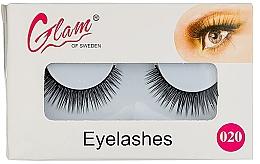 Profumi e cosmetici Ciglia finte, N. 020 - Glam Of Sweden Eyelashes