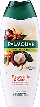 Profumi e cosmetici Latte doccia - Palmolive Naturals Smooth Delight Shower Milk