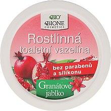 Profumi e cosmetici Vaselina - Bione Cosmetics Pomegranate Plant Vaseline With Antioxidants