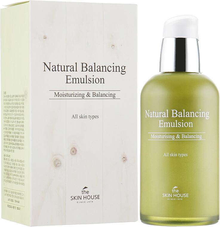 Emulsione per ripristinare l'equilibrio cutaneo - The Skin House Natural Balancing Emulsion