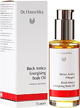 """Profumi e cosmetici Olio corpo """"Betulla e arnica"""" - Dr. Hauschka Birch Arnica Energising Body Oil"""